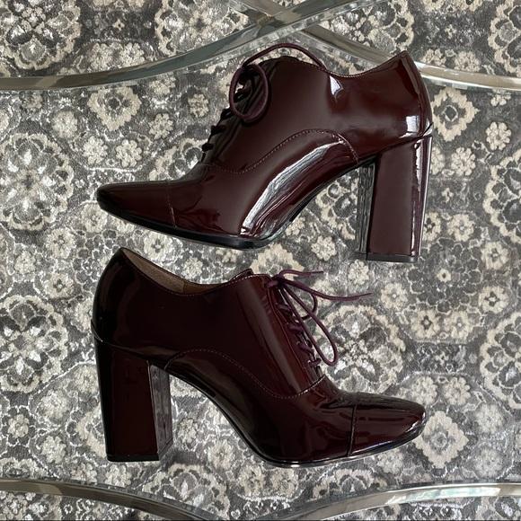 Ck Patent Leather Boots | Poshmark